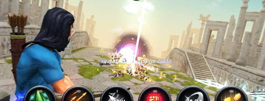 دانلود بازی سلحشوران نجات قلعه با پول بی نهایت