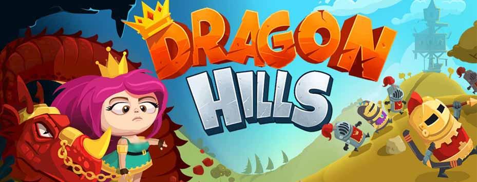 دانلود بازی Dragon Hills اندروید با پول بی نهایت