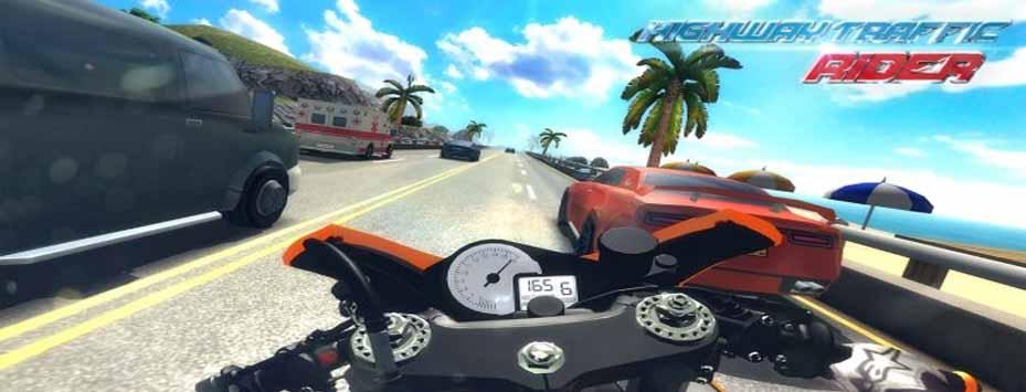 دانلود بازی Highway Rider اندروید با پول بی نهایت