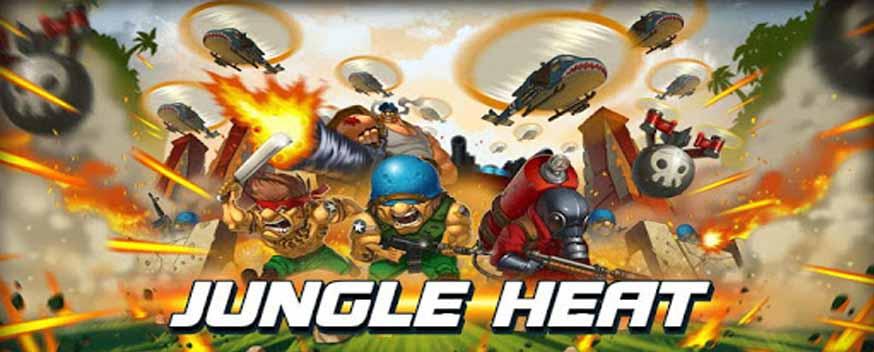 دانلود بازی Jungle Heat اندروید با پول بی نهایت