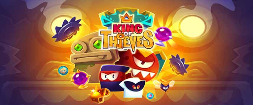دانلود بازی King of Thieves اندروید با لینک مستقیم