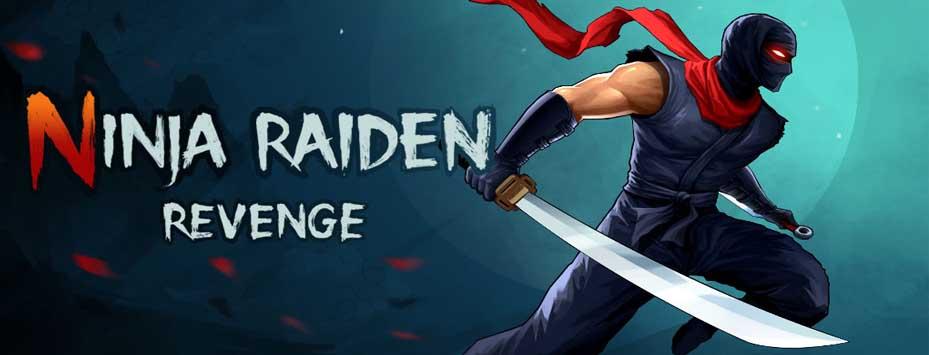 دانلود بازی Ninja Raiden Revenge اندروید با پول بی نهایت