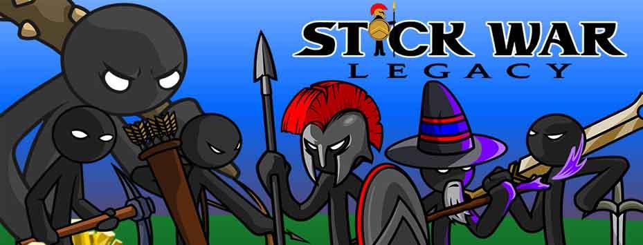 دانلود بازی Stick War: Legacy اندروید با پول بی نهایت
