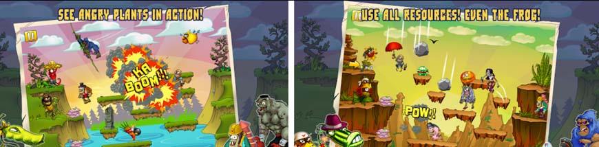 دانلود بازی Zombie Harvest اندروید با پول بی نهایت