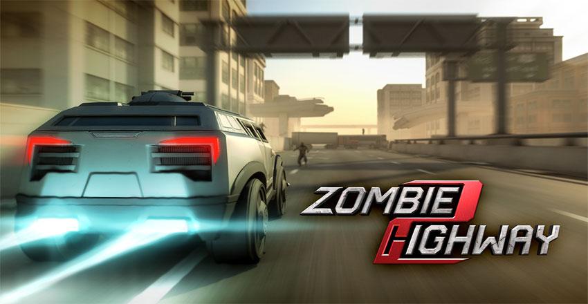 دانلود بازی بزرگراه زامبی Zombie Highway 2 اندروید با پول بی نهایت