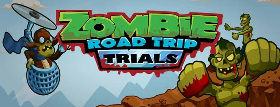 دانلود بازی Zombie Road Trip Trials اندروید با پول بی نهایت