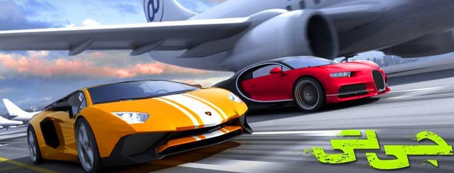 دانلود جدیدترین بازی جی تی کلوپ سرعت با پول بی نهایت