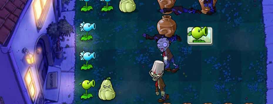 دانلود بازی Plants vs. Zombies با پول بی نهایت