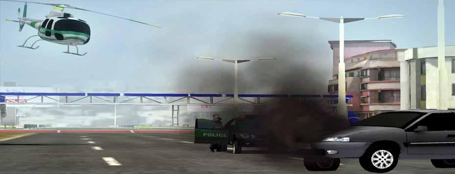 دانلود بازی گشت پلیس 2 (خودروی پلیس) با پول بی نهایت