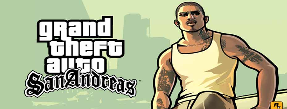 دانلود بازی Gta San Andreas اندروید دوبله فارسی
