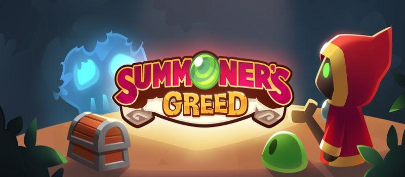 دانلود بازی مود شده Summoner's Greed اندروید