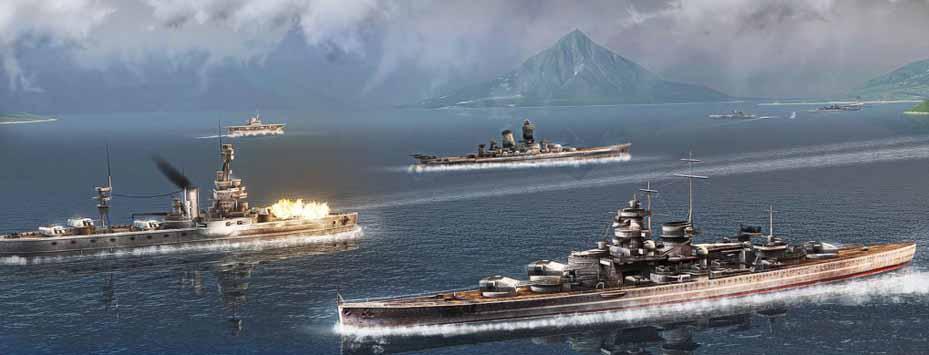 دانلود بازی Battle of Warships اندروید با پول بی نهایت