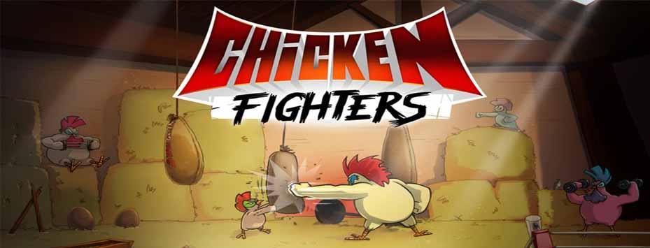 دانلود بازی Chicken Fighters اندروید با پول بی نهایت