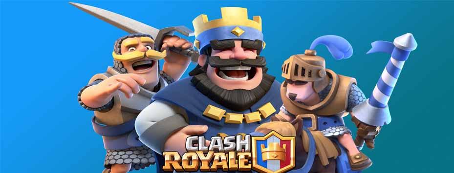 دانلود بازی Clash Royale با پول بی نهایت