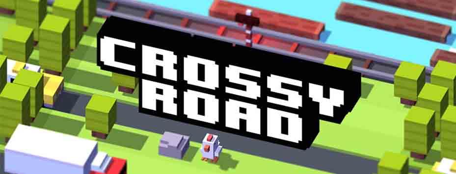 دانلود بازی Crossy Road اندروید با پول بی نهایت