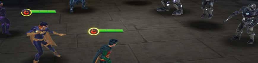 دانلود بازی DC Legends: Battle for Justice با پول بی نهایت