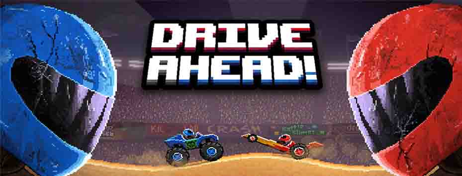 دانلود بازی Drive Ahead اندروید با پول بی نهایت