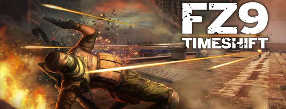 دانلود بازی تغییر زمان FZ9: Timeshift اندروید