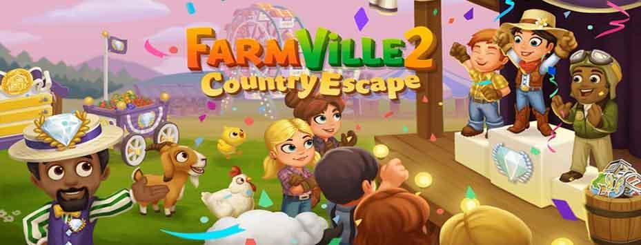 دانلود بازی FarmVille 2 اندروید با پول بی نهایت