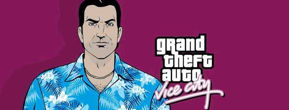 دانلود بازی مود شده GTA Vice City با دوبله فارسی