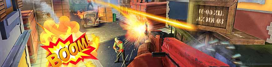 دانلود بازی Guns of Boom اندروید با پول بی نهایت