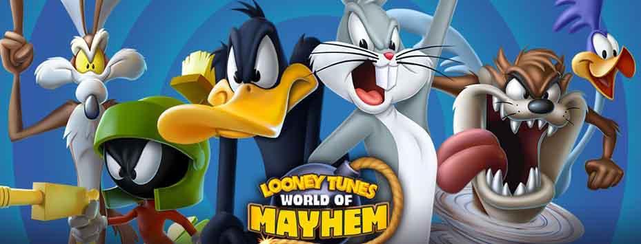 دانلود بازی Looney Tunes اندروید + نسخه مود