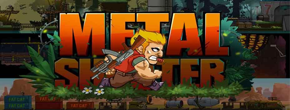 دانلود بازی Metal Shooter اندروید با پول بی نهایت