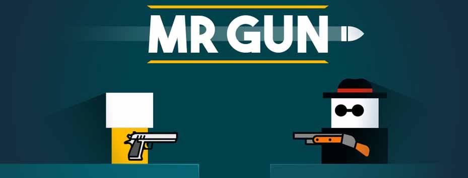 دانلود بازی Mr Gun اندروید با پول بی نهایت