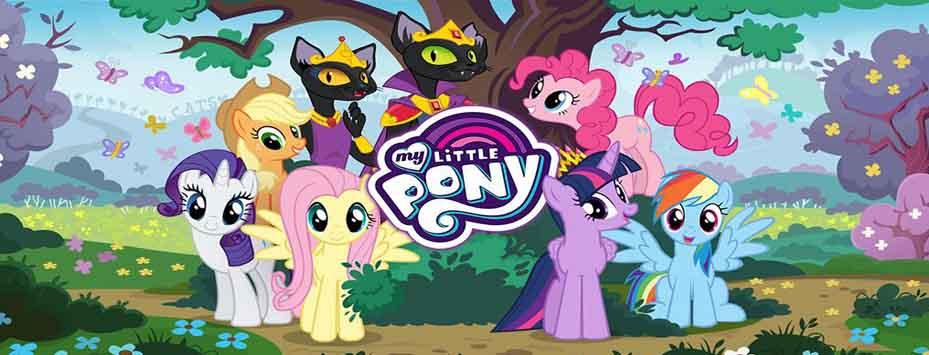 دانلود بازی My Little Pony اندروید با پول بی نهایت