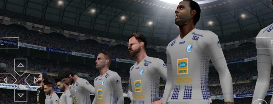 دانلود بازی PES 2021 اندروید با گزارشگر فارسی
