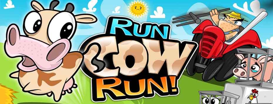 دانلود بازی Run Cow Run اندروید با پول بی نهایت