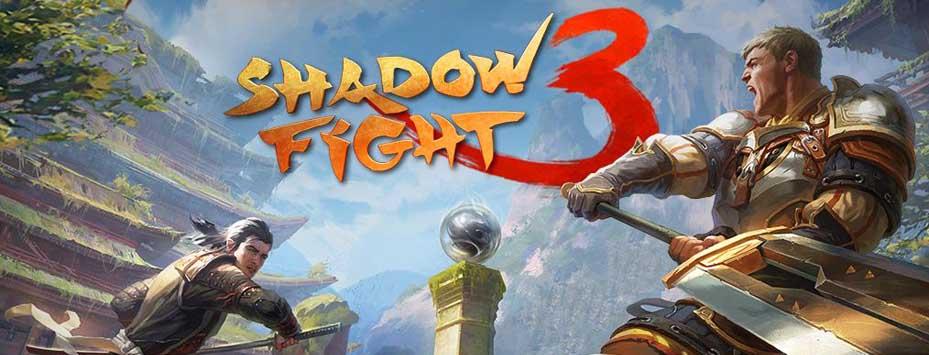 دانلود بازی مبارزه سایه Shadow Fight 3 اندروید با پول بی نهایت
