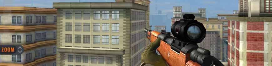 دانلود بازی Sniper 3D اندروید با پول بی نهایت