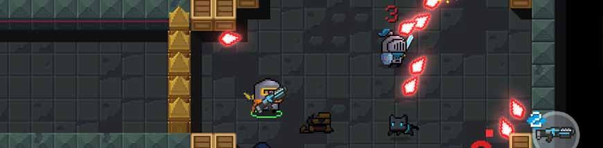دانلود بازی Soul Knight اندروید با پول بی نهایت