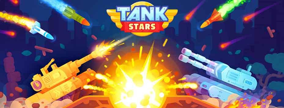 دانلود بازی Tank Stars اندروید با پول بی نهیات
