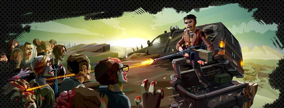 دانلود بازی 2 The Walking Zombie اندروید با پول بی نهایت