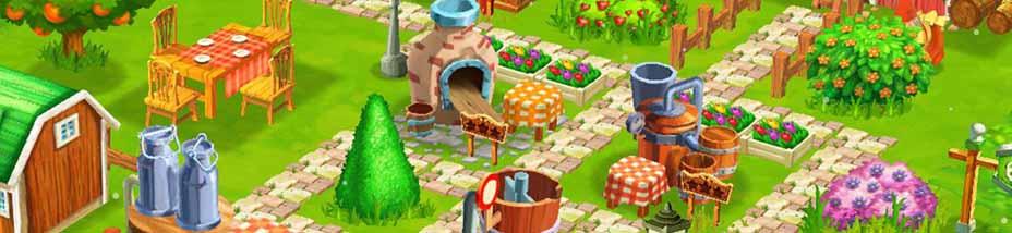 دانلود بازی مزرعه نمونه Top Farm اندروید با پول بی نهایت