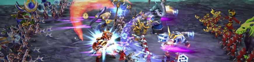 دانلود بازی Wartide Heroes of Atlantis اندروید با پول بی نهایت
