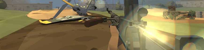 دانلود بازی World War Polygon اندروید با پول بی نهایت