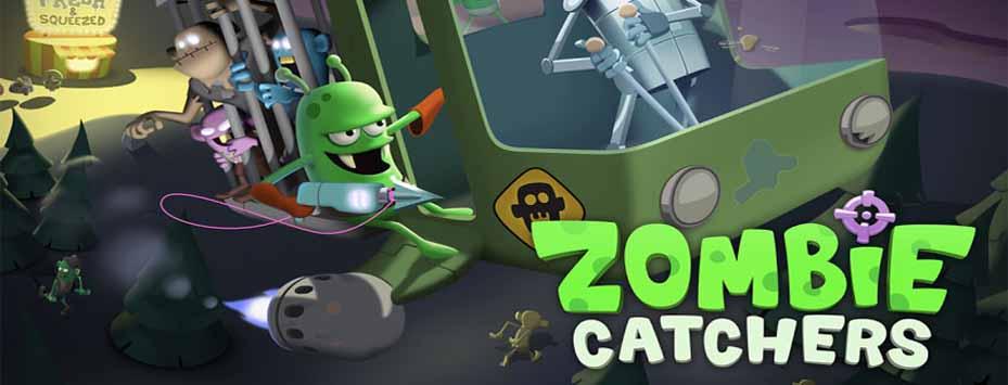 دانلود بازی Zombie Catchers اندروید با پول بی نهایت