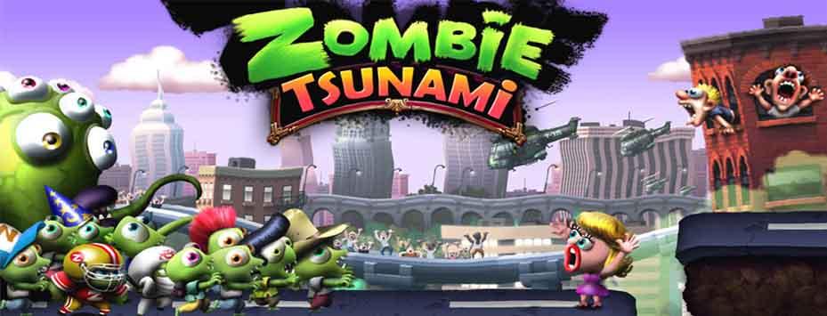 دانلود بازی Zombie Tsunami اندروید با پول بی نهایت
