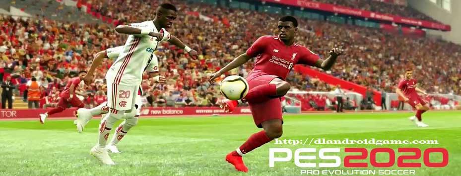 دانلود بازی فوتبال پیس 2020 PES برای ویندوز + کرک