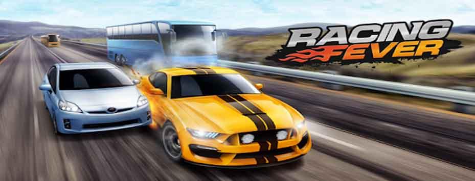 دانلود بازی Racing Fever اندروید با پول بی نهایت