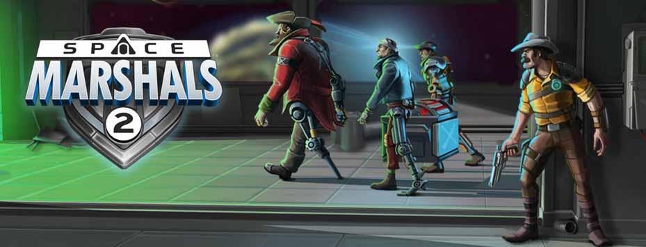 دانلود بازی Space Marshals 2 با پول بی نهایت